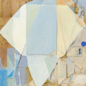 "Mary Mocas paintings accepted into ""Bluets: to fall under a spell"" at Gearbox Gallery in Oakland"