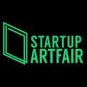 Mary Mocas at the StartUp Art Fair